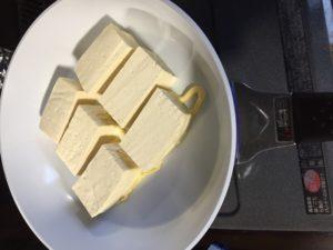 島豆腐6等分