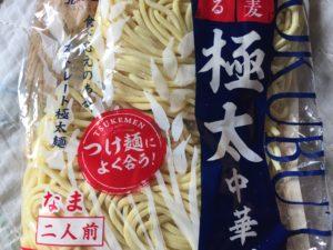 菊水 極太麺